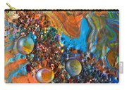 Crystal Reef Of The Keys Carry-all Pouch