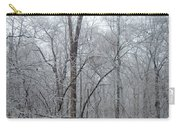 Crystal Woods Carry-all Pouch