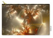 Crystals Of Gold Carry-all Pouch