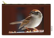 A Hungry Chipping Sparrow Carry-all Pouch