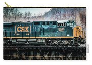 Cs X  Ge Engine 3046 On Trestle Carry-all Pouch