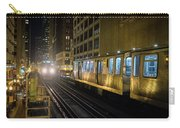Cta Meet At The State-lake Street Station Chicago Illinois Carry-all Pouch