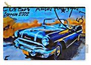 Cuba Antique Auto 1956 Catalina Carry-all Pouch