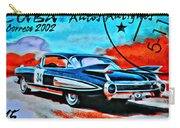 Cuba Antique Auto 1959 Fleetwood Carry-all Pouch