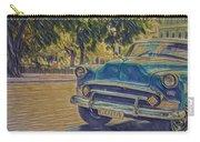 Cuba Car Carry-all Pouch