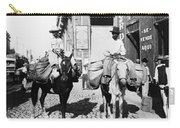 Cuba: Vendors, C1904 Carry-all Pouch