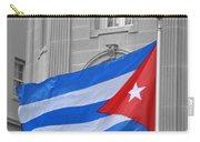 Cuban Flag Carry-all Pouch