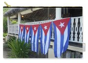 Cuban Flags Carry-all Pouch