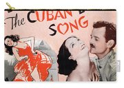 Cuban Love Song Carry-all Pouch