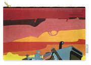 Cuban Poster, 1960s Carry-all Pouch