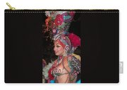 Cuban Tropicana Dancer Carry-all Pouch