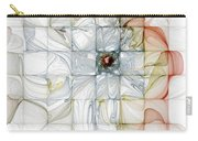 Cubed Pastels Carry-all Pouch by Amanda Moore