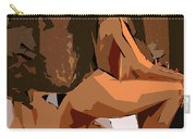 Cubism Series Xix Carry-all Pouch