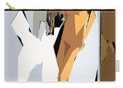 Cubism Series Xvi Carry-all Pouch