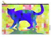 Cubist Cat Carry-all Pouch