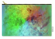 Cubist Rainbow Clouds Carry-all Pouch