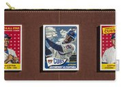 Cubs Card Collection Carry-all Pouch