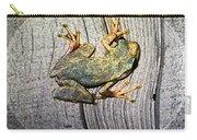 Cudjoe Key Frog Carry-all Pouch
