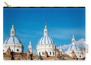 Cuenca Cathedral Domes Carry-all Pouch