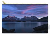 Cuernos Sunrise Part 1 - Chile Carry-all Pouch
