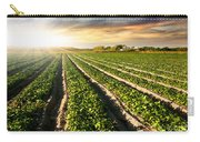 Cultivated Land Carry-all Pouch by Carlos Caetano