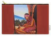 Cultural Drawings Carry-all Pouch