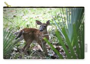 Cumberland Island Deer Carry-all Pouch