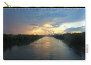 Cumberland River - Nashville  Carry-all Pouch