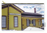 Cumbres Train Station Carry-all Pouch