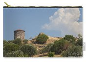 Cunda Island Greek Windmill Carry-all Pouch