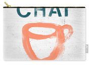 Cup Of Chai- Art By Linda Woods Carry-all Pouch