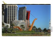 Cupid's Span At The Bay Carry-all Pouch