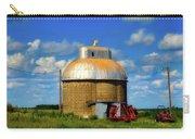 Cupola Grain Silo - Iowa Carry-all Pouch