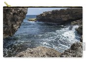 Curacao - Coast At Shete Boka National Park Carry-all Pouch