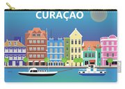 Curacao Horizontal Scene Carry-all Pouch