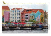 Curacao Willemstad Panorama Carry-all Pouch