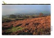 Curbar Edge Curbar Valley Derbyshire Carry-all Pouch
