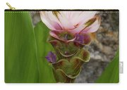 Curcuma Light Pink Carry-all Pouch