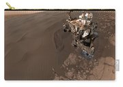 Curiosity Rover Self-portrait Carry-all Pouch