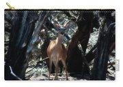 Curious Bambi Carry-all Pouch