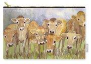 Curious Calves Carry-all Pouch