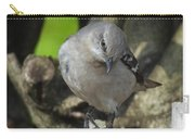 Curious Mockingbird Carry-all Pouch