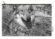 Curious Wolf Pup Carry-all Pouch