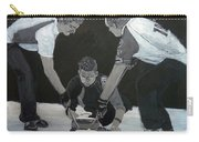 Curling Carry-all Pouch by Richard Le Page