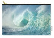 Curling Wave Carry-all Pouch