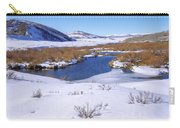 Currant Creek On Ice Carry-all Pouch