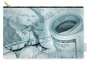 Currency Carry-all Pouch