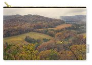Current River Valley Near Acers Ferry Mo Dsc09419 Carry-all Pouch
