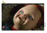 Curse Of Chucky Carry-all Pouch