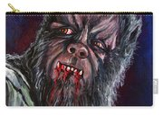 Curse Of The Werewolf Carry-all Pouch